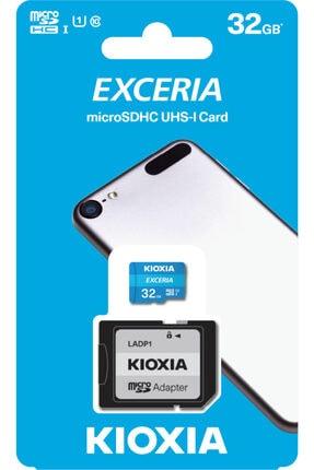 Toshiba Kioxia Exceria 32gb Micro Sdhc Uhs-1 C10 100mb/sn