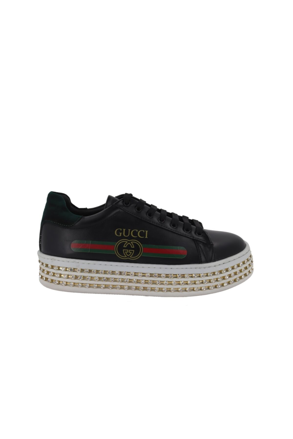 Hobby Prins Siyah Kadın Spor Ayakkabı 85 1