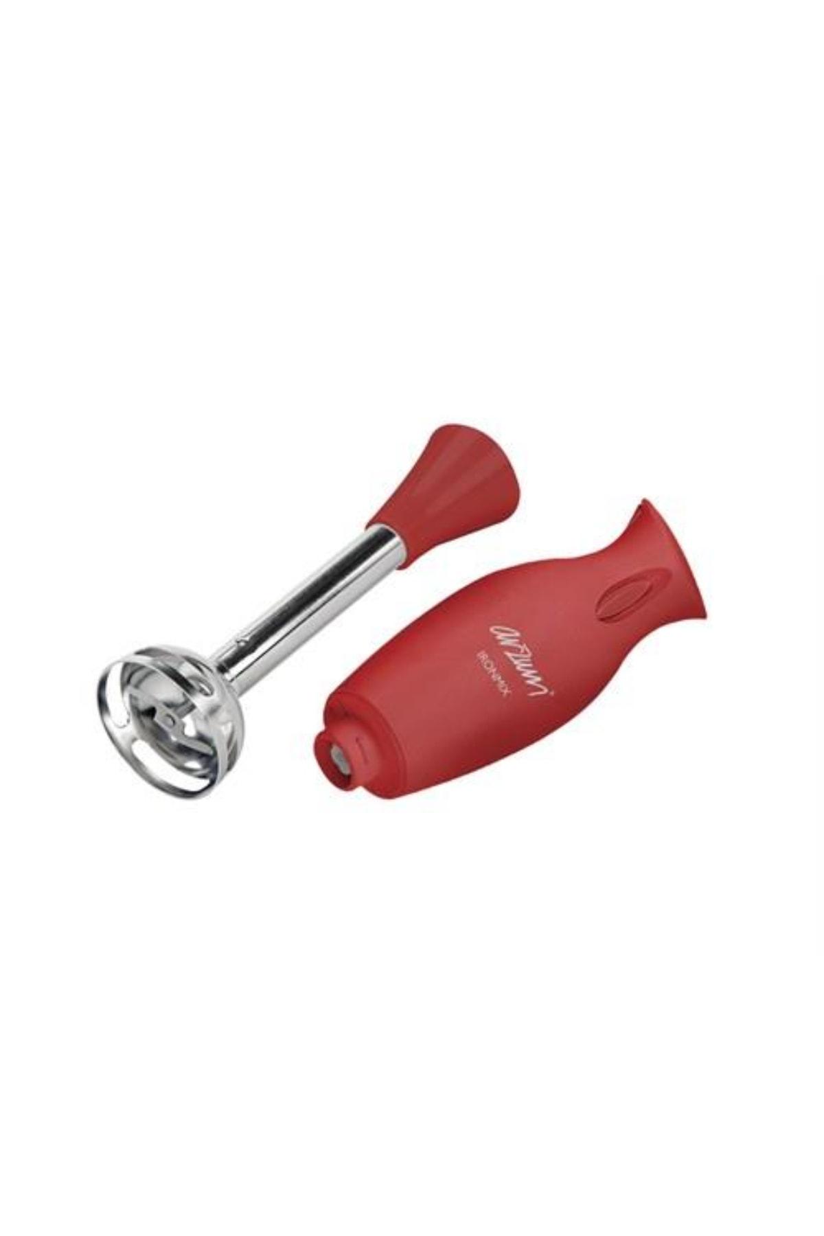 Arzum İronmix Çubuk Blender Kırmızı 550 W Ar131 1
