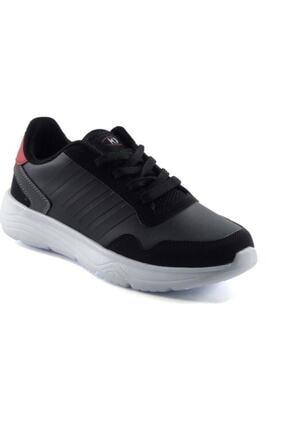MP 202-1421 Bayan Günlük Yürüyüş Spor Ayakkabı Kırmızı