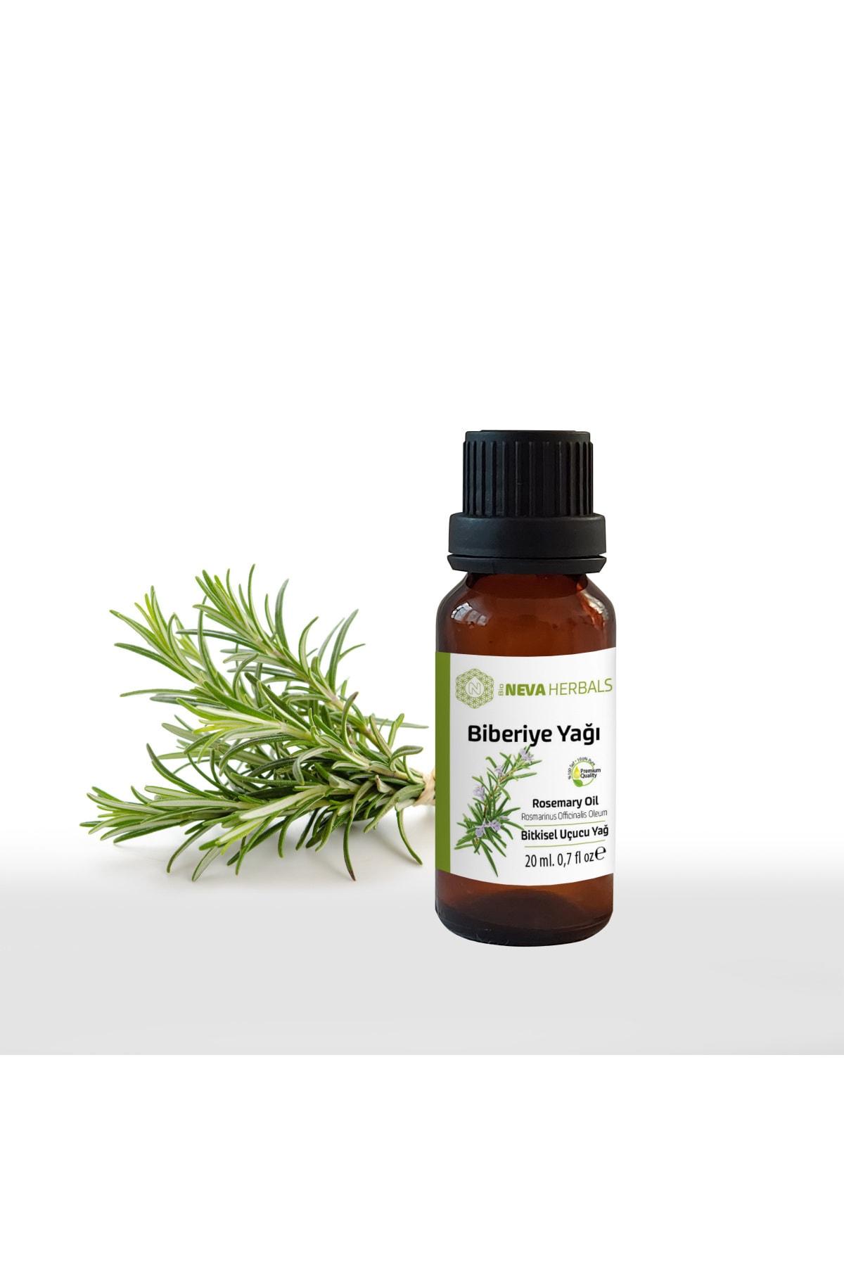 Bioneva Herbals Biberiye Yağı - 20 Ml 1