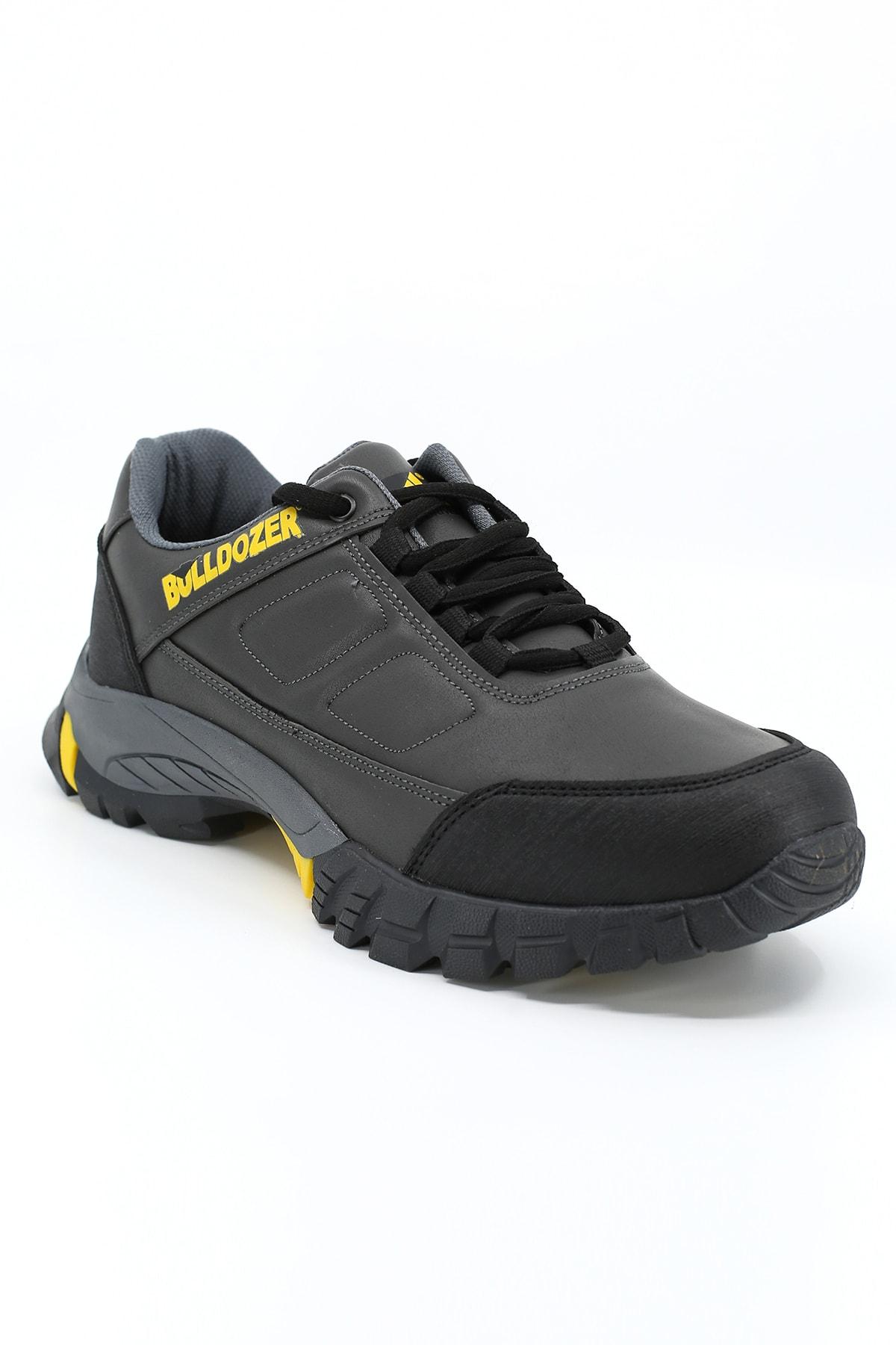 Bulldozer Erkek Outdoor Füme Sarı Ayakkabı 10w4210421 2