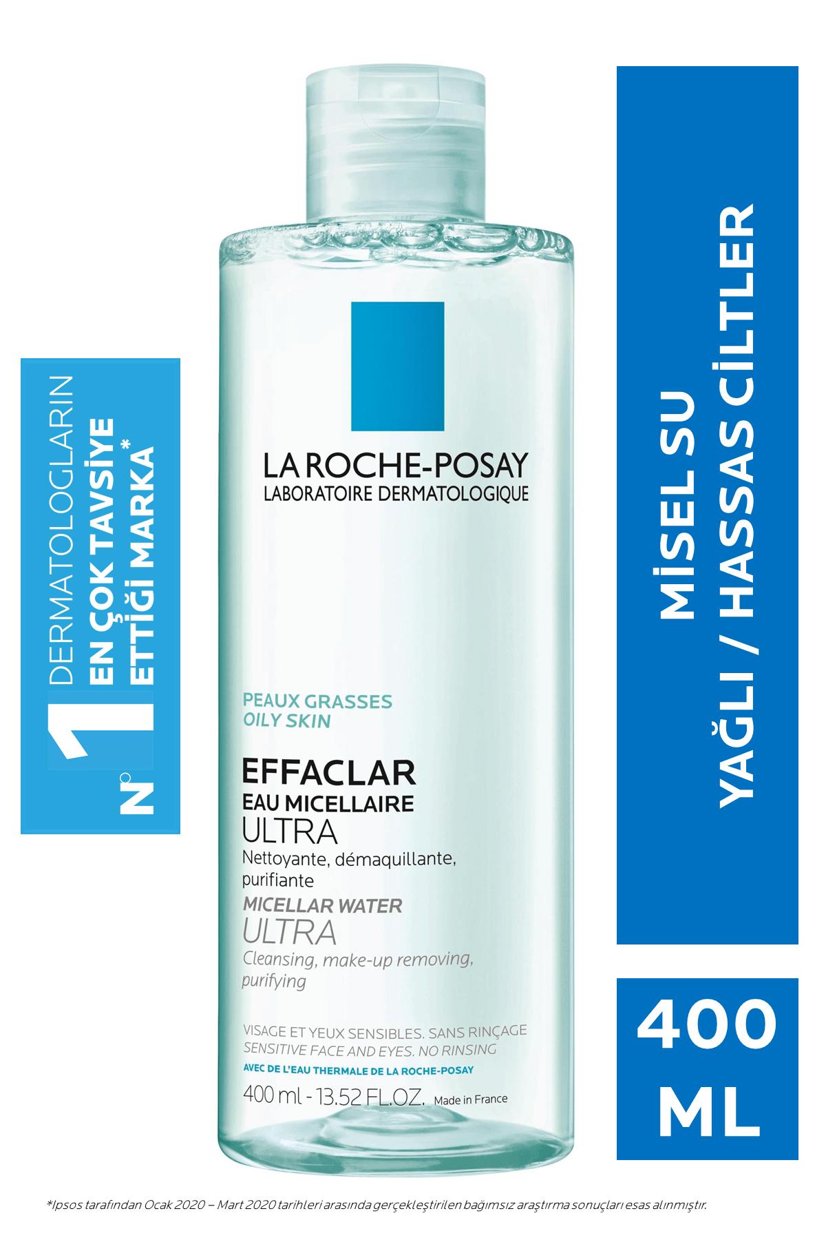 La Roche Posay Effaclar Eau Micellaire Ultra -misel Su 400ml 1