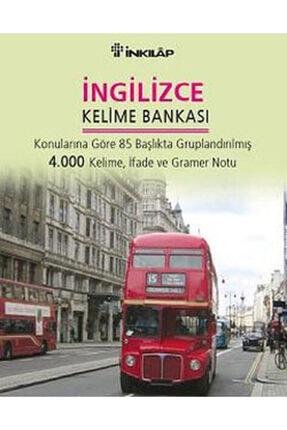 İnkılap Kitabevi İngilizce Kelime Bankası