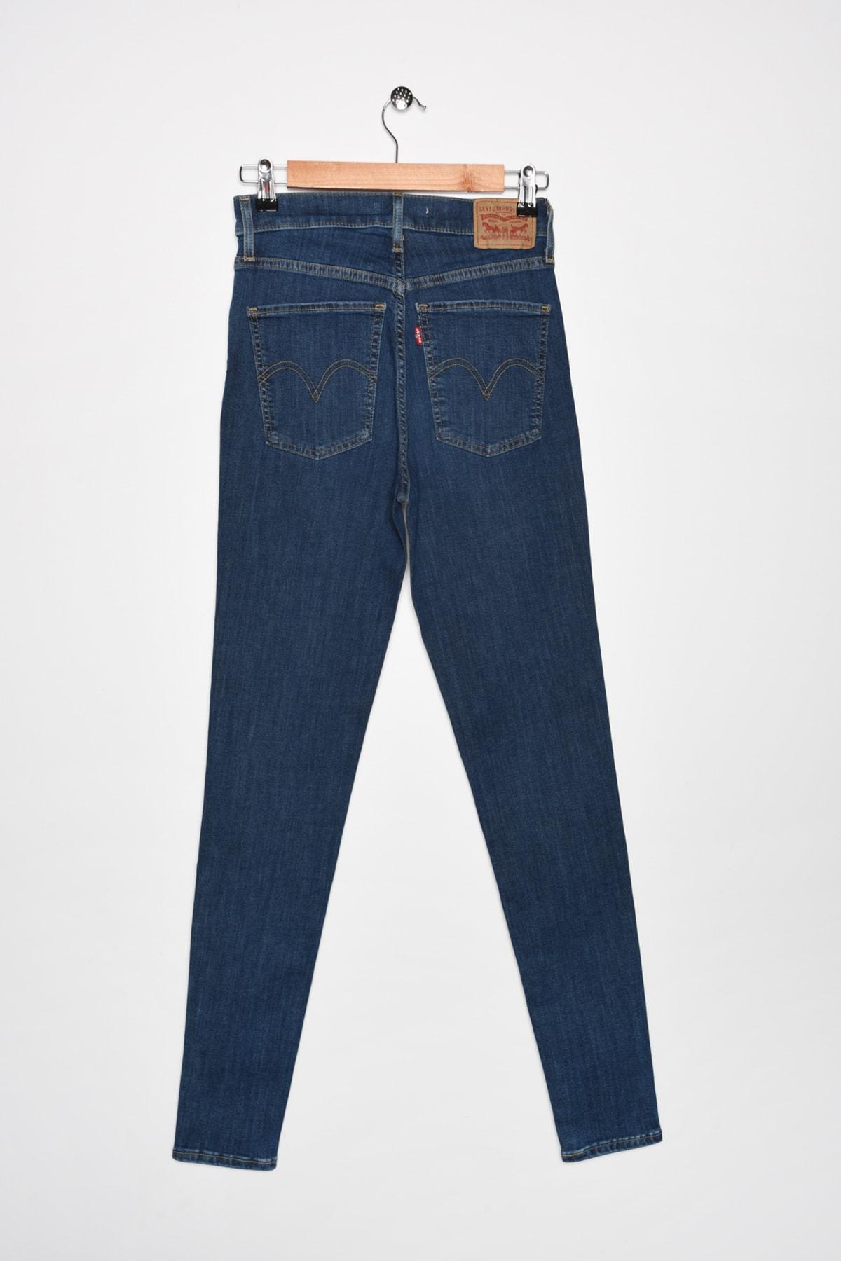 Levi's Kadın High Rise Super Skinny Jeans 22791-0164 2