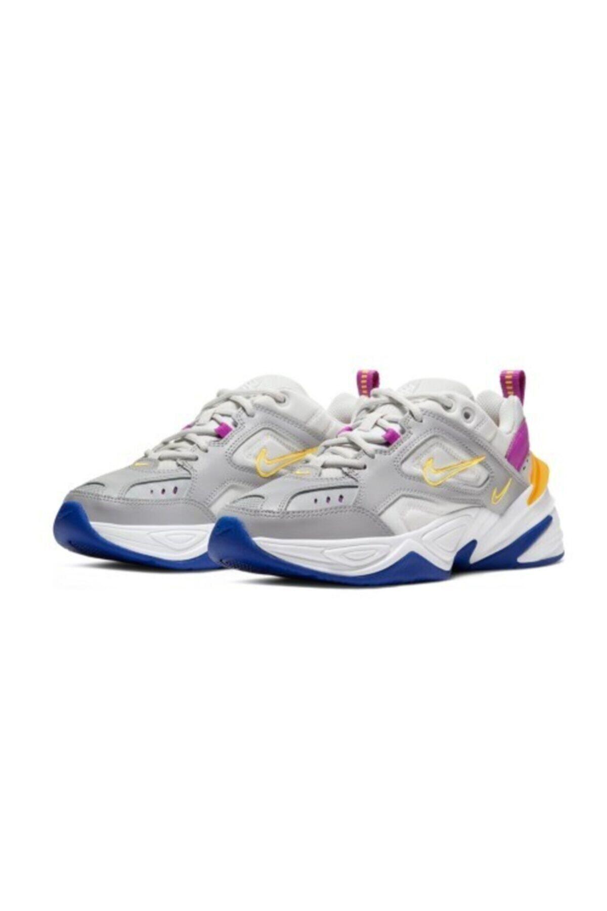 Nike Kadın Beyaz M2k Tekno Sneaker Ayakkabı 2