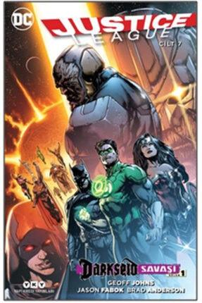 Yapı Kredi Yayınları Justice League 7 - Darkseid Savaşı Bölüm 1