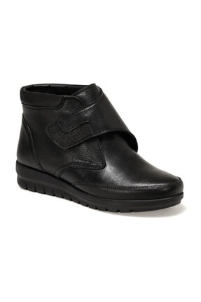 Polaris 5 Nokta 92.101054.Z Siyah Kadın Comfort Ayakkabı 100573781