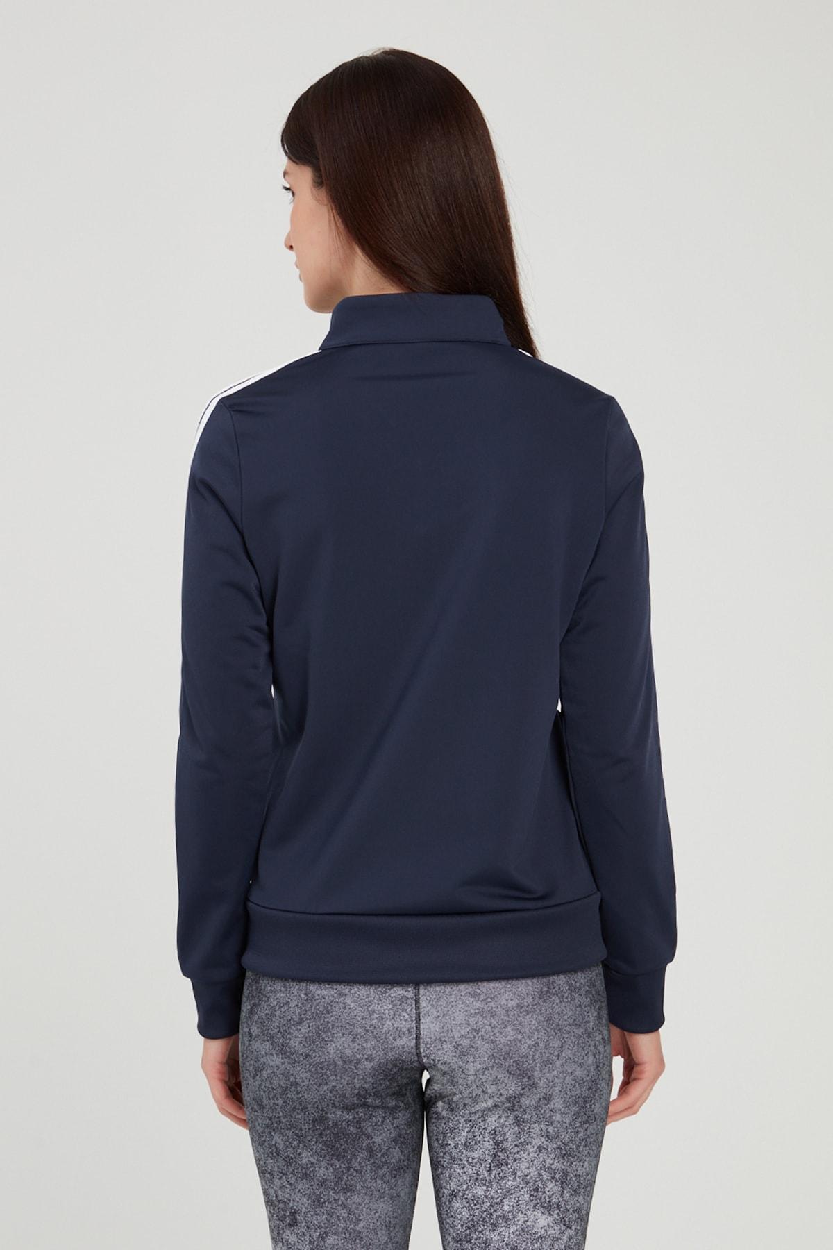 adidas Essentials Tricot Track Jacket Kadın Sweatshirt 2