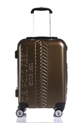 U.S POLO Plvlz8059-s Bakır Unısex Kabin Boy Valiz
