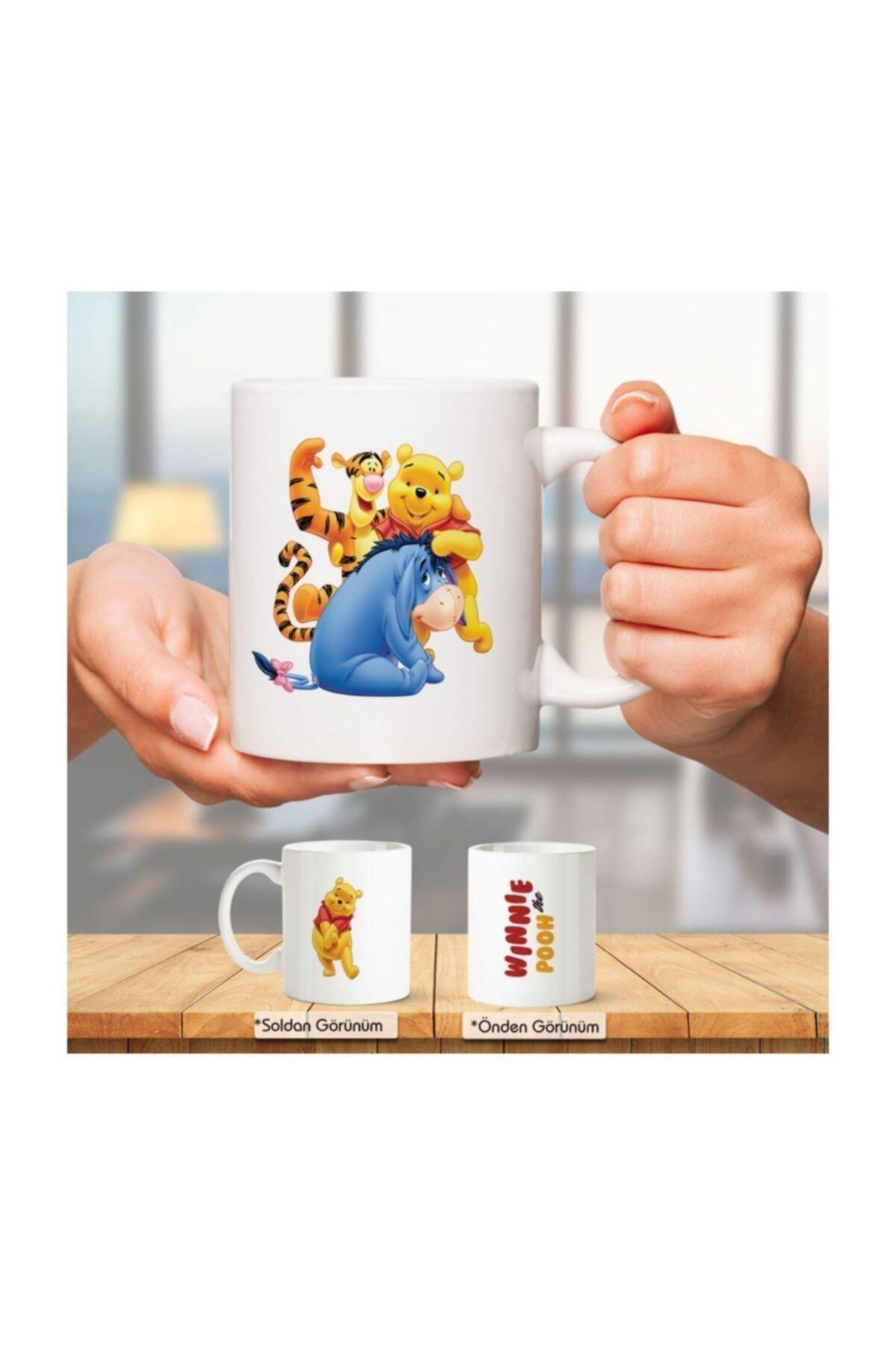 Asilmeydan Winnie Pooh Motto Kupa Bardak 1