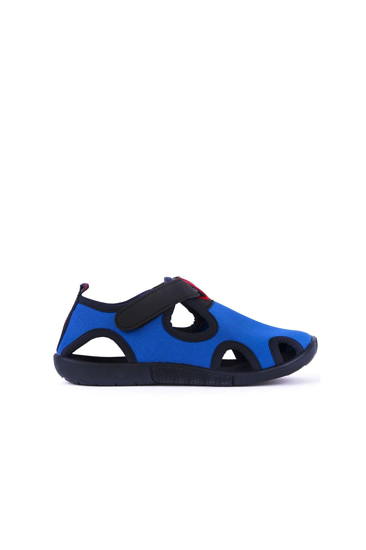 Slazenger UNNI Çocuk Sandalet Saks Mavi SA10LF054 1