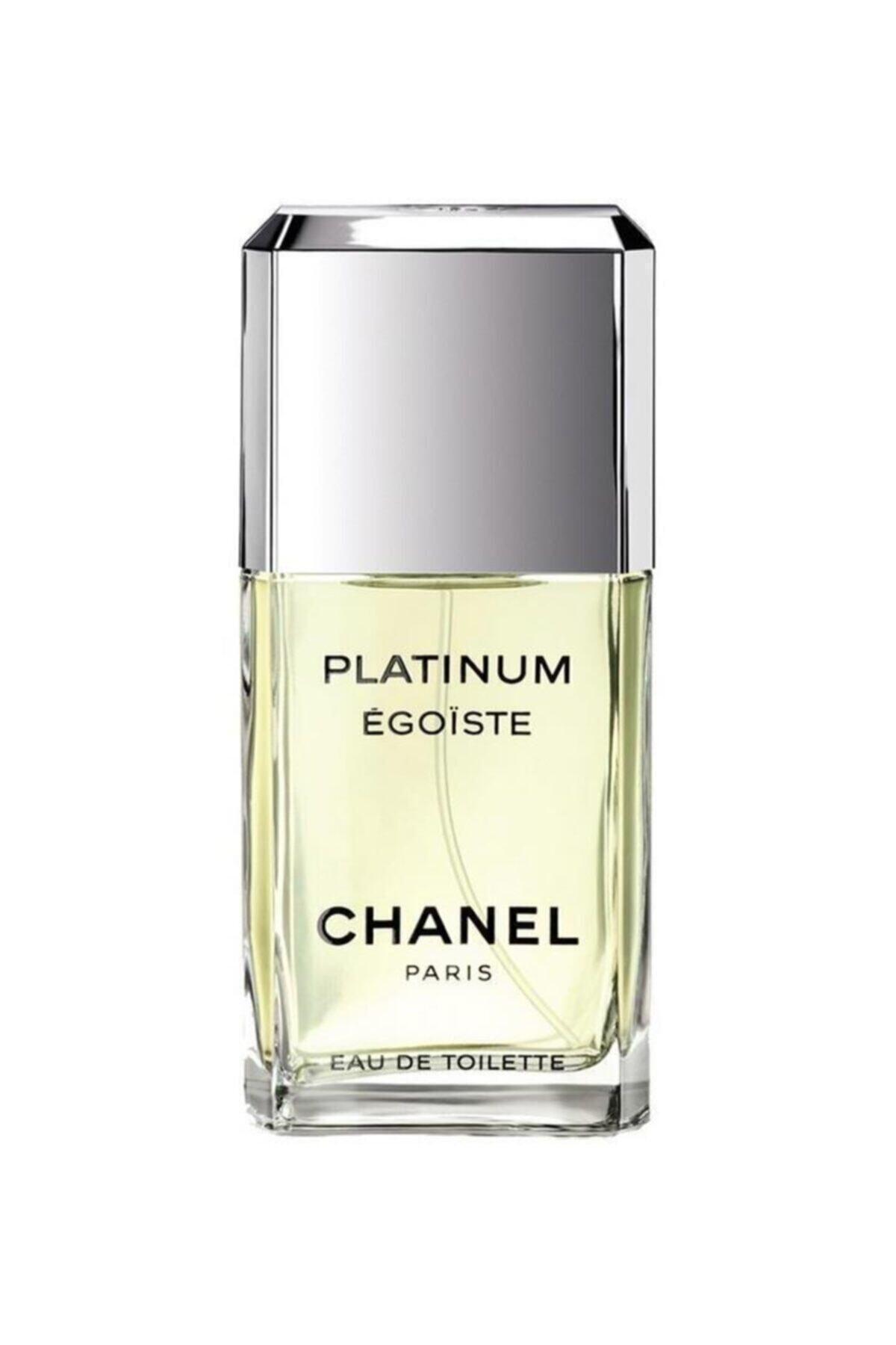 Chanel Platinum Egoiste Pour Homme Edt 100 Ml Erkek Parfümü 1