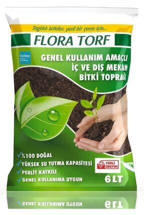 Flora Td Market Torf 6 Lt