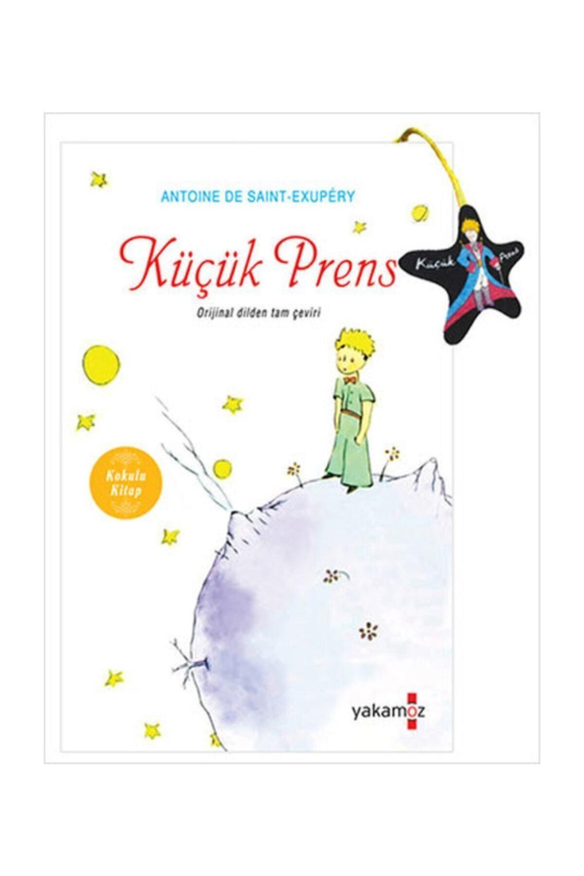 Yakamoz Yayınları Küçük Prens (Kokulu Kitap) - Yakamoz Yayınevi 1