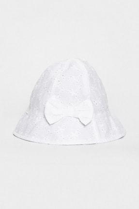 LC Waikiki Kız Bebek Bebek Beyazı Jpx Şapka
