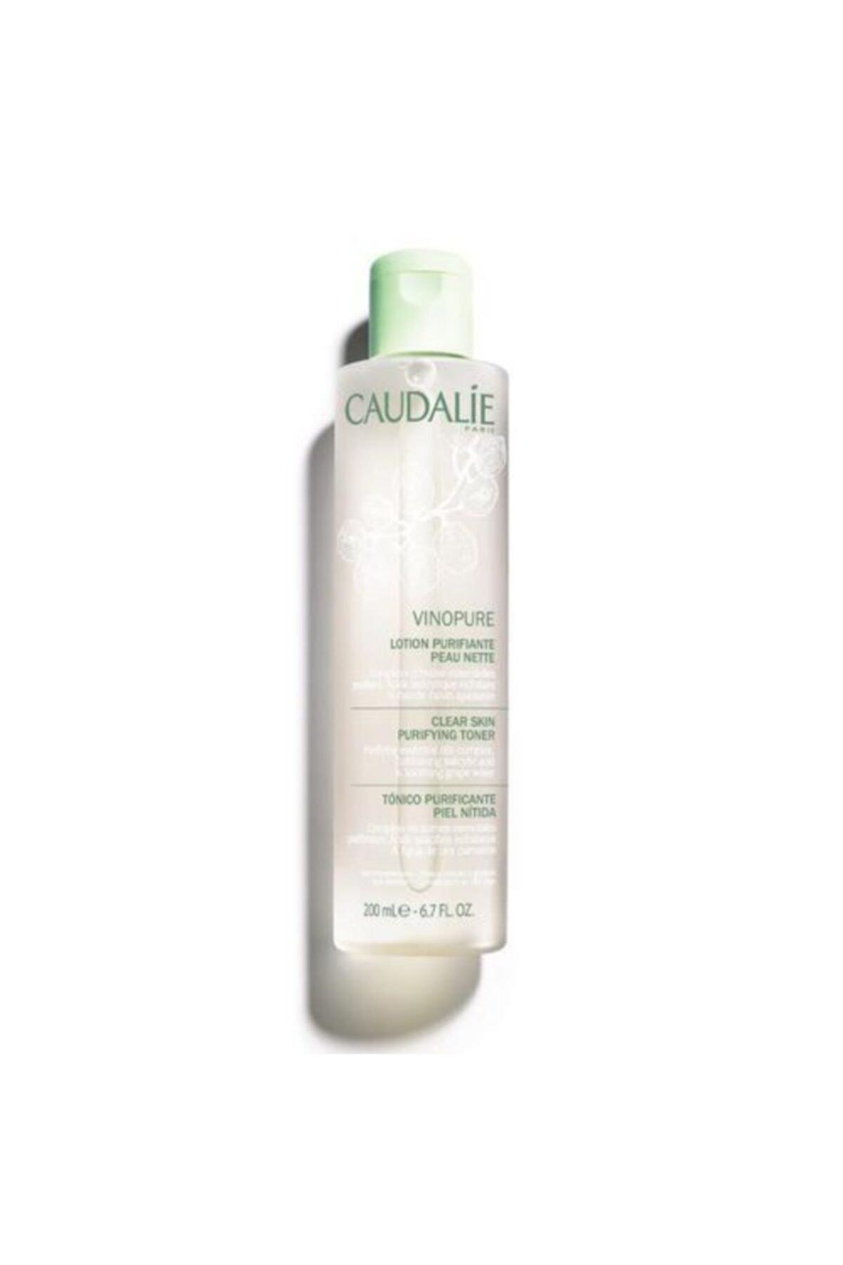 Caudalie Kızarıklık Karşıtı Arındırıcı Tonik - Vinopure Clear Skin Purifying Toner 200 ml 3522930002505 1