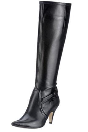 CLARKS Kadın Siyah Çizme