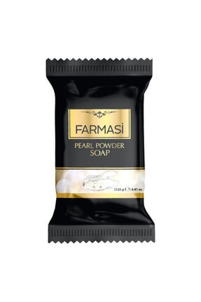 Farmasi Pearl Powder Soap Inci Tozu Sabunu 125 G