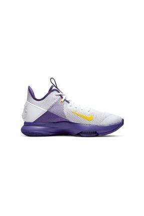 Nike Lebron Witness 4 Voltage Purple Erkek Ayakkabı Bv7427-100