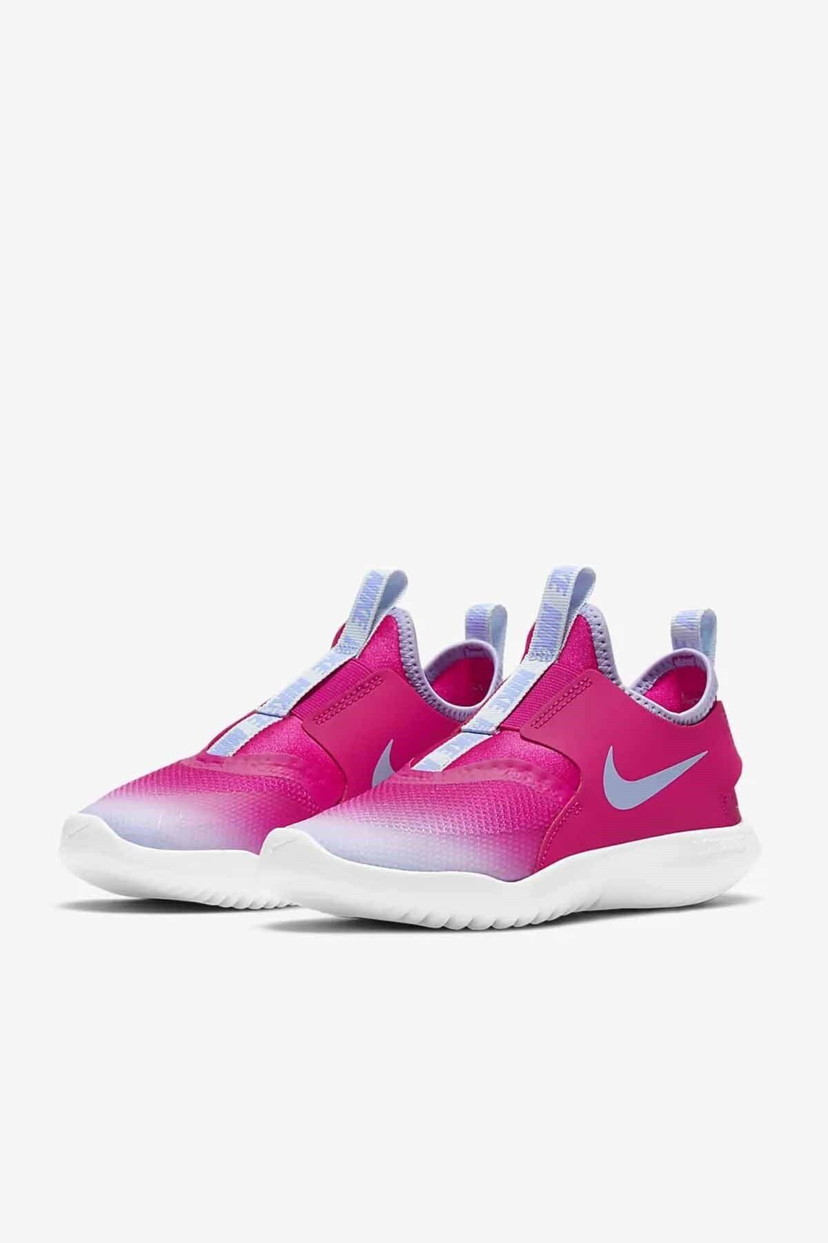 Nike Flex Runner (ps) Çocuk Yürüyüş Koşu Ayakkabı At4663-606-pembe 2