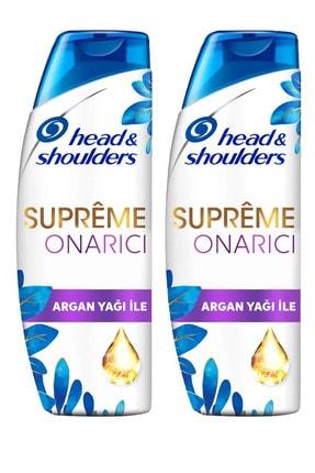Head&Shoulders Head & Shoulders Supreme Onarıcı Argan Yağı Şampuan 300 Ml*2