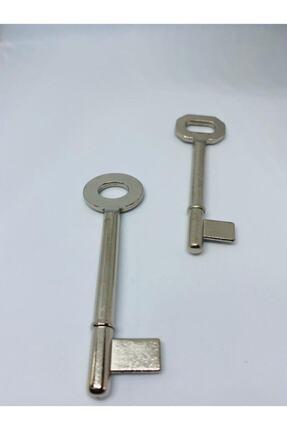 Kale Kilit Maymuncuk Oda Kapısı Anahtarı Her Kilidi Açan Anahtarlar - 11 Mm