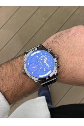 Güncel Vitrin Time One Premium Erkek Saat (çift Kadranlı)