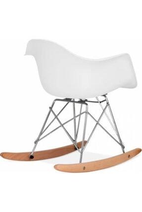 Vitale Aqua Swıng Beyaz Sallanır Sandalye