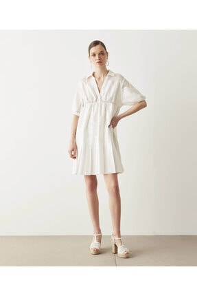 İpekyol Dantel Mixli Elbise