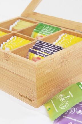 Bambum Misto 6 Bölmeli Çay Kabı Bcym1