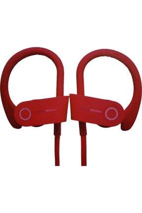 Piranha 2278 Bluetooth Spor Kulak Arkası Kulaklık - Kırmızı