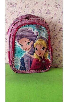Frozen Astral Kızlar Okul Çantası Ilköğretim
