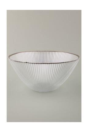 Porland Moon Gümüş Kase 22 cm