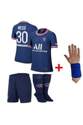 HNsport Futbol Forması Şort Çorap Bileklik Messi