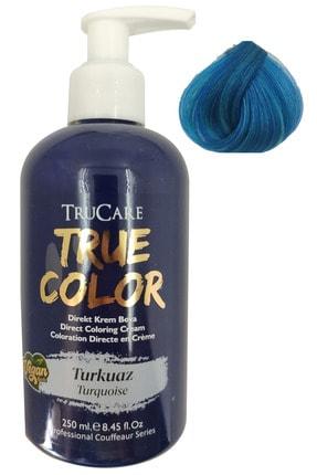 Trucare Truecolor Vegan Saç Boyası Turkuaz 250 ml