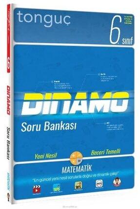 TONGUÇ AKADEMİ YAYINLARI 6. Sınıf Dinamo Matematik Soru Bankası