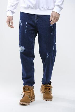 Oksit Enoch Boy Friend Yırtmalı Jean Erkek Kot Pantolon