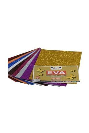 TGB Eva Simli Yapışkanlı 10 Renk