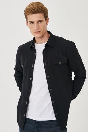 WRANGLER Regular Fit Normal Kesim %100 Pamuk Uzun Kollu Gömlek