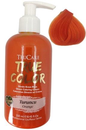Trucare Truecolor Vegan Saç Boyası Turuncu 250 ml