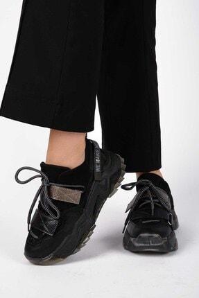 Tinka Bell Shoes 65140 Kadın Spor Ayakkabı Siyah