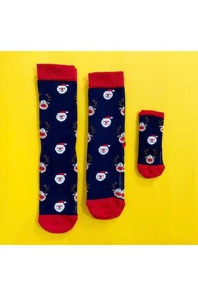 Çorap Çekmecesi Anne Baba Bebek Çorap Kombini