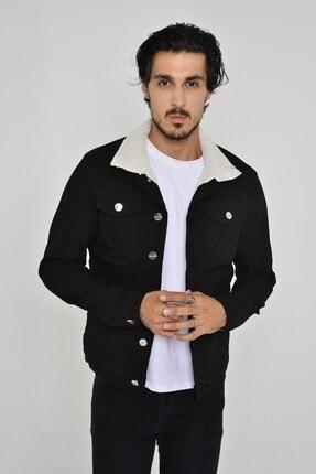comstar Erkek Likralı İçi Kürklü Kot Ceket