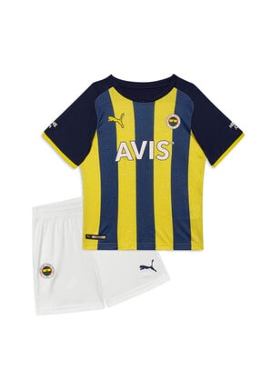 Puma Fenerbahçe Sk Bebek Forma Takım (767013-01)