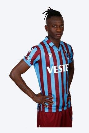 Trabzonspor 2021-2022 Yeni Sezon Forma Macron Bordo Mavi Çubuklu