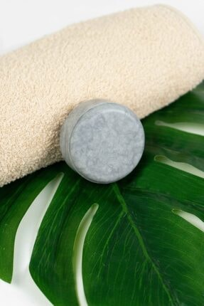 Soapy Co Wow Aktif Karbonlu Katı Şampuan - Yağlı Saçlar - 110 gram Solid Shampoo Bar