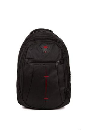 Newish Nwp Erkek Sırt Çantası Siyah (laptop,notebook,okul, Spor ),(32x47cm)