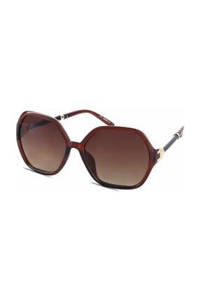 Rainwalker Kadın Oval Güneş Gözlüğü RM1827KAHVE