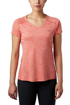Columbia Zero Rules Short Sleeve Shirt Kadın Tişört